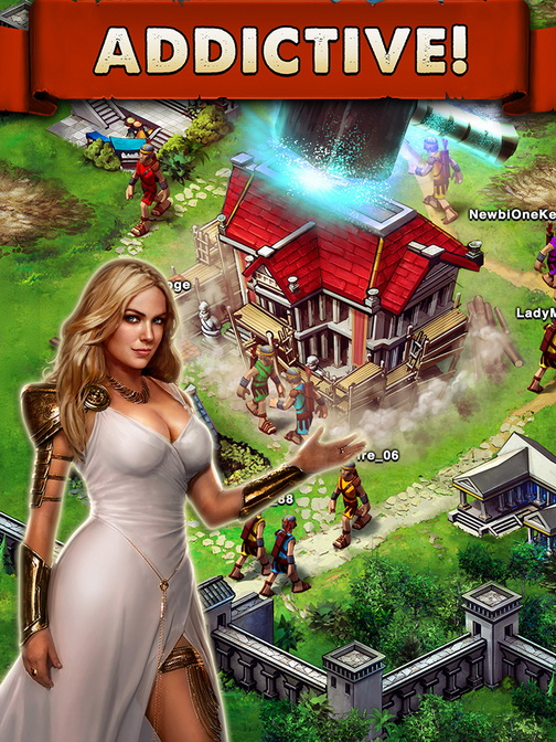 Game of war earns 1m daily thanks to kate upton ads