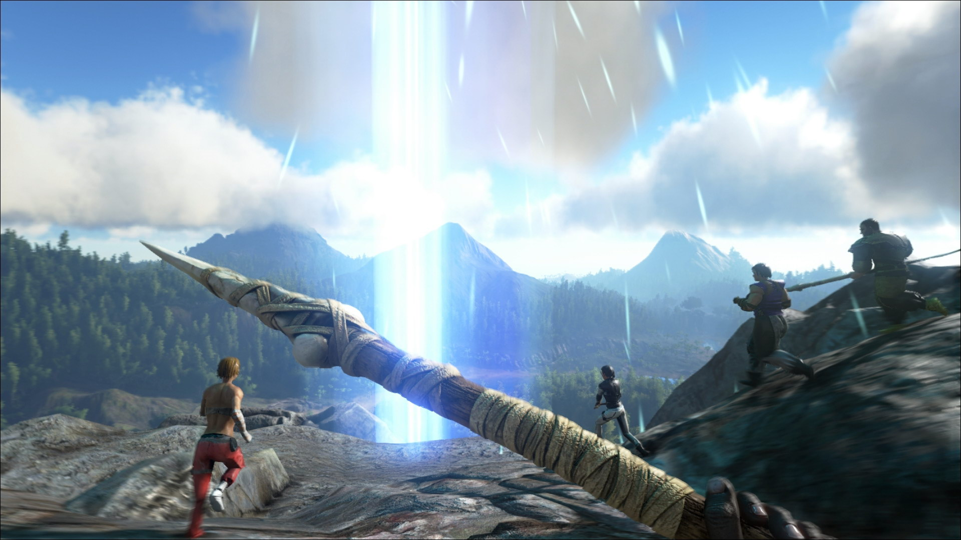 ARK: Survival Evolved goes to Xbox One