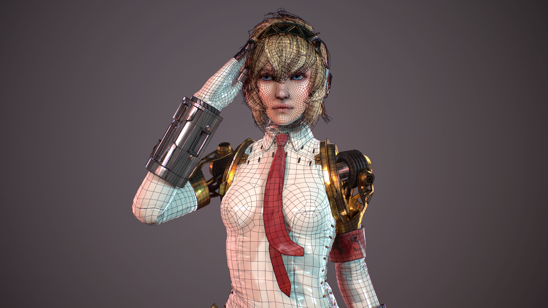Substance Character ?