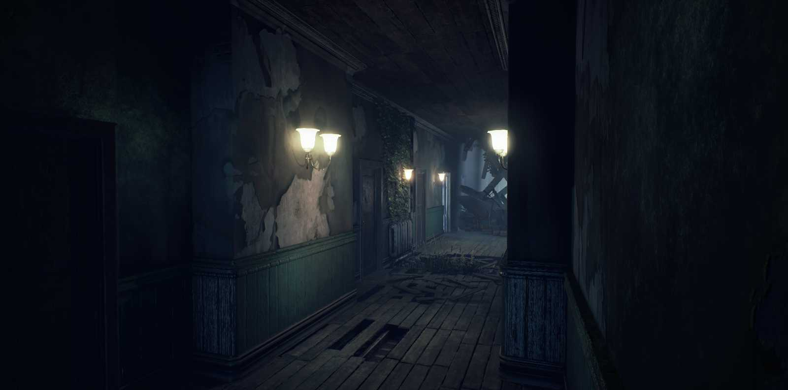 Relapse: How to Build Content for Horror Games