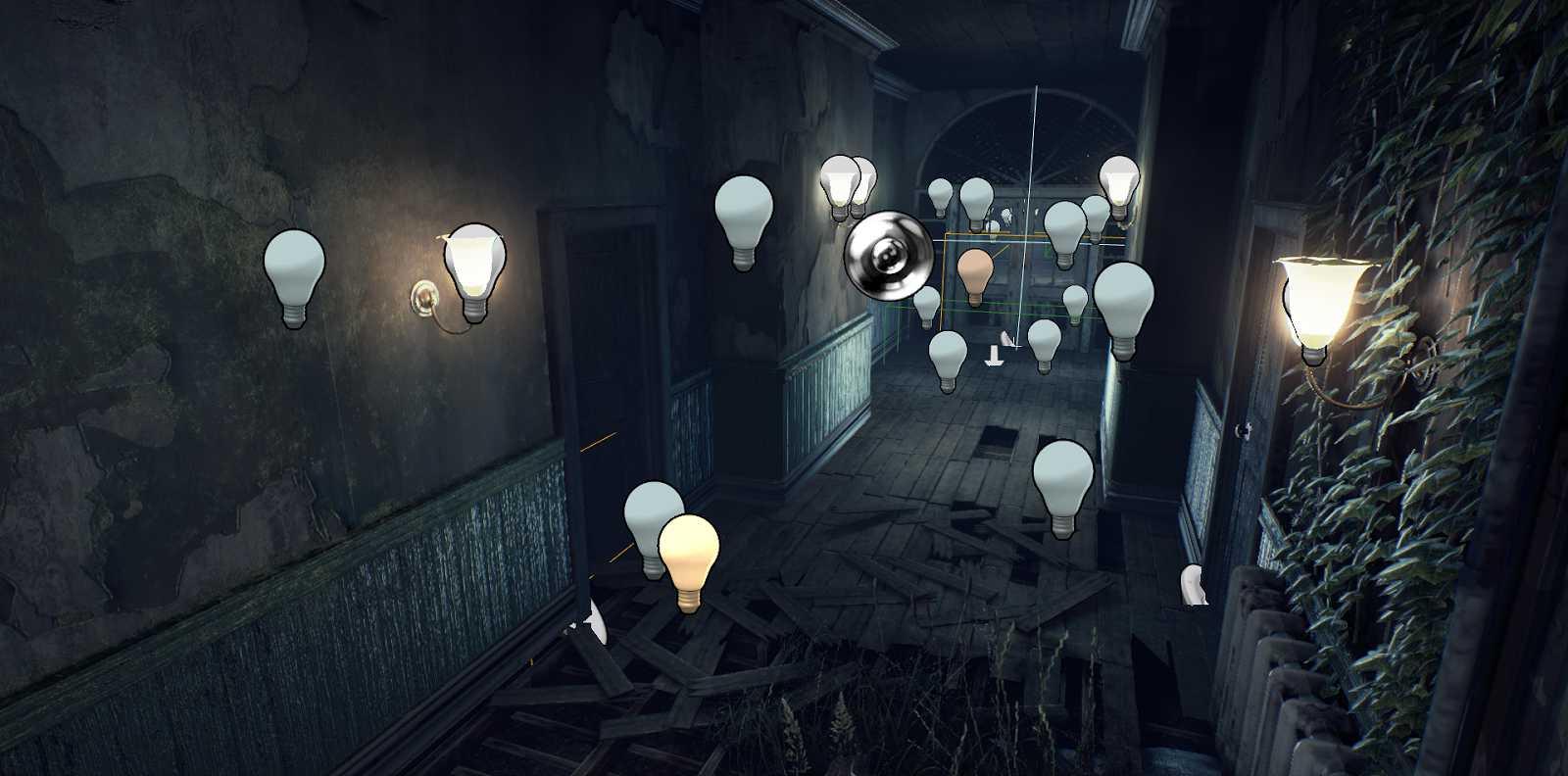 Floor Lamp Cone