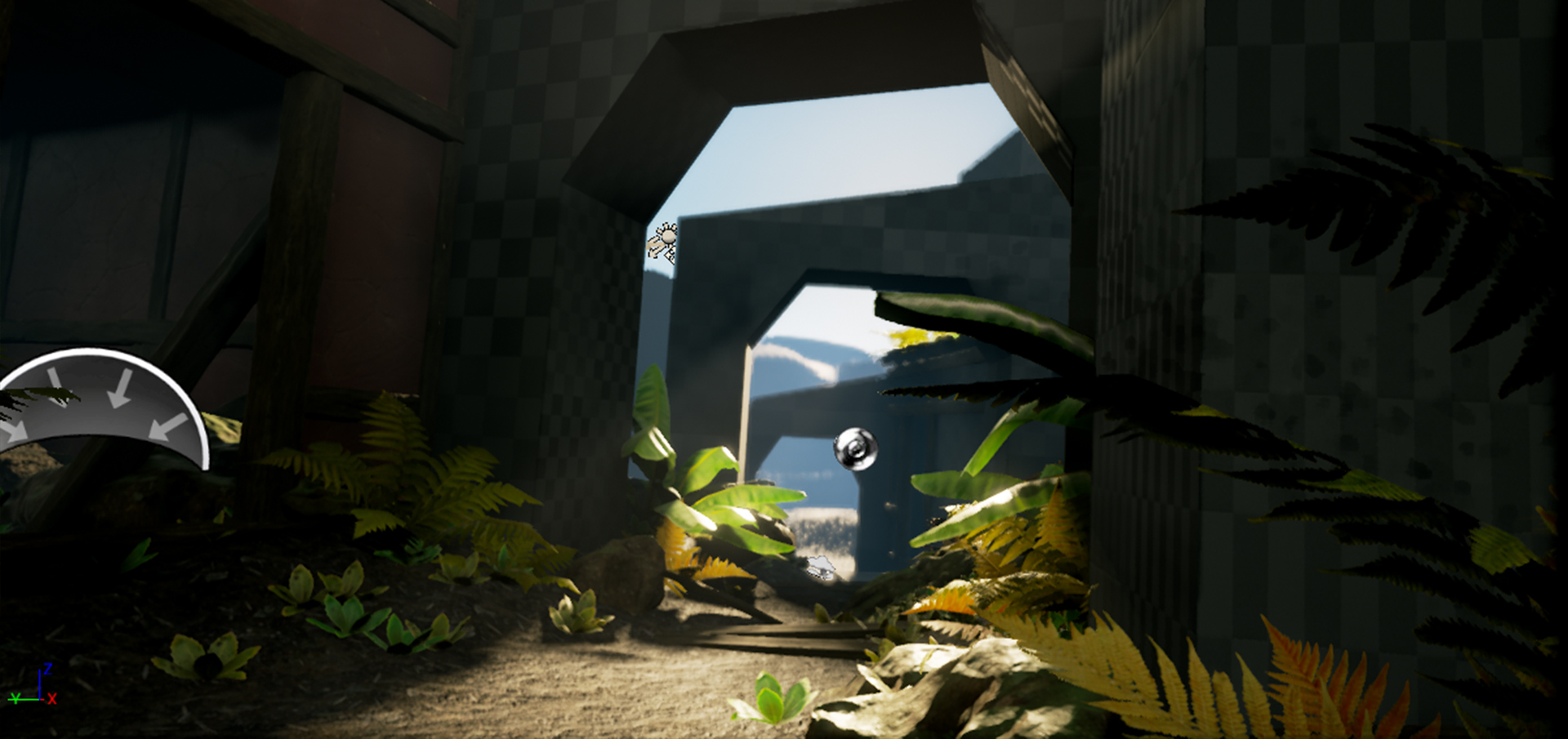 Recreating Libertalia from Uncharted 4 in Unreal Engine