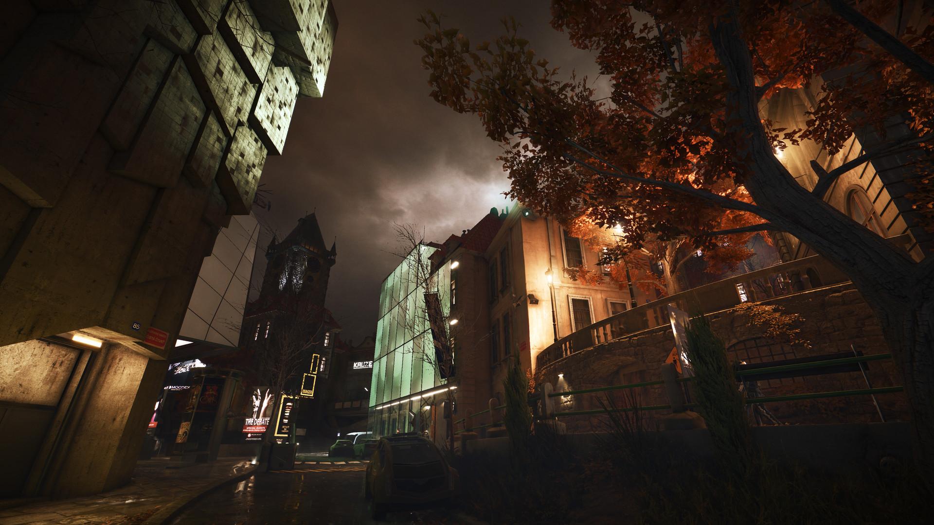 Deus Ex Revolution Build