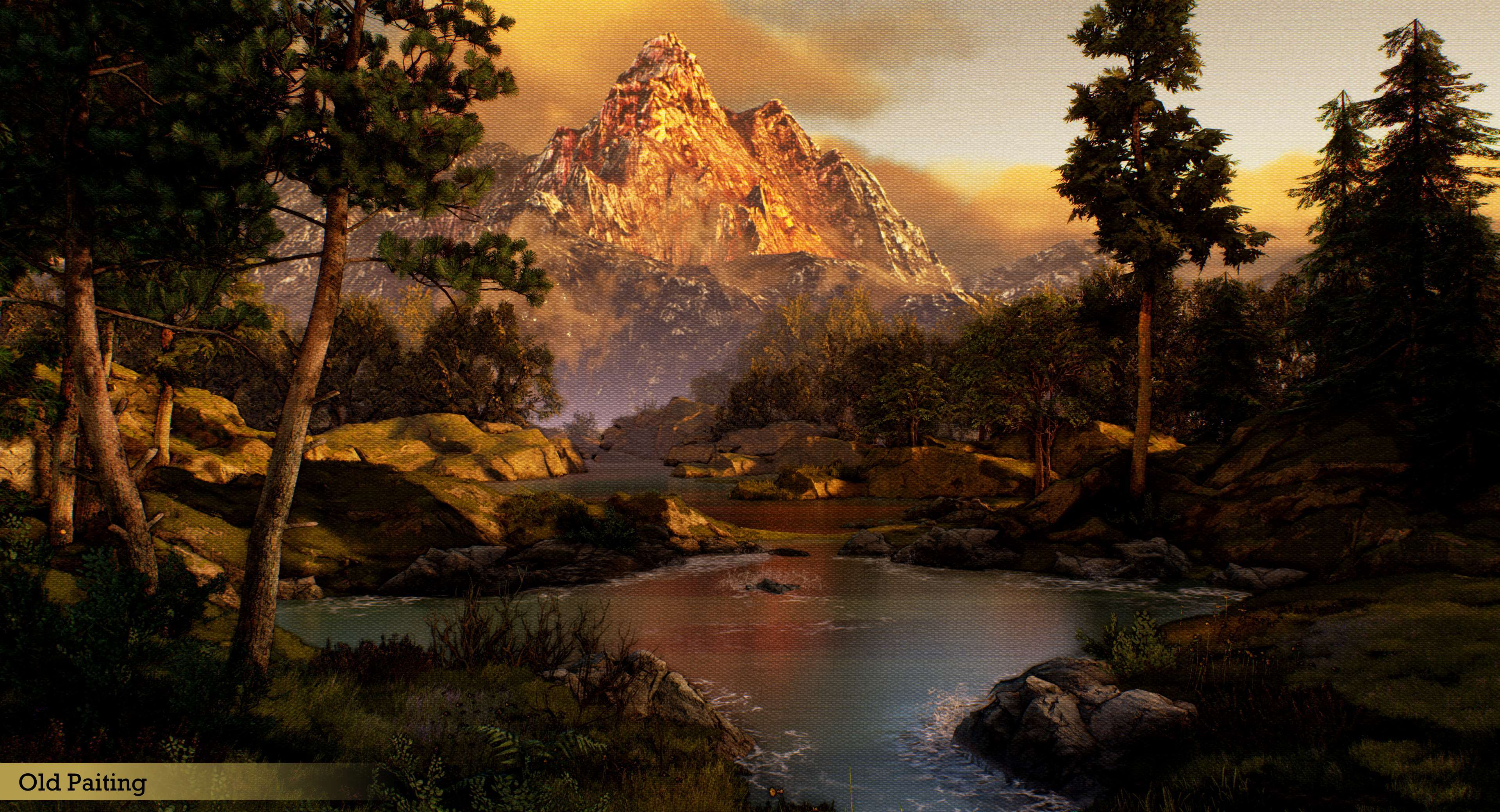 How To Paint Like Bob Ross In Ue4