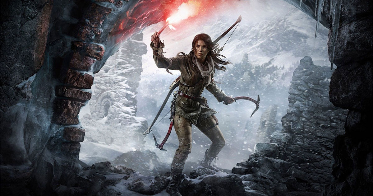 Crystal dynamics in search of a creative director - Rise of the tomb raider 4k wallpaper ...