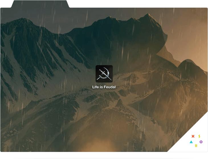 Xsolla Launcher. Screen 1