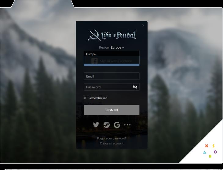 Xsolla Launcher. Screen 6