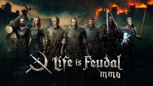 Life is feudal mmo pagan package ролевая игра 11 век костюмы