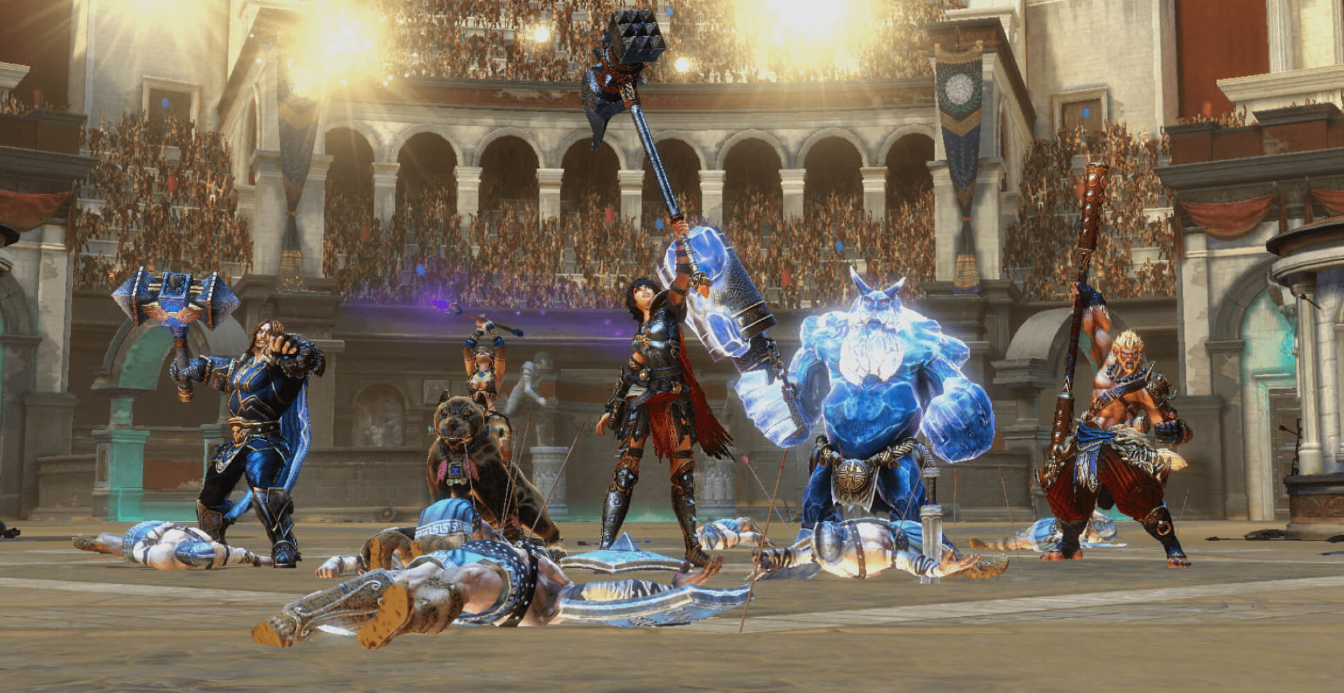 Smite screenshot